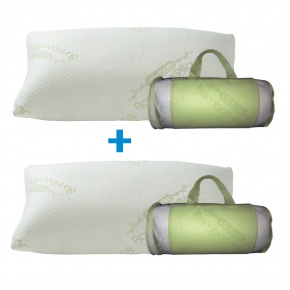 Miracle Bamboo Pillow 1+1