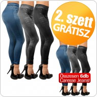 Slim N Lift Caresse Jeans  3+3
