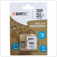 Micro SD kártya + adapter 32 GB